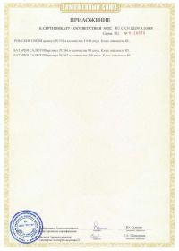 Сертификат соответствия на салют RU C-CN.ЦЦ09.А.00688-2 | Салюты Казани