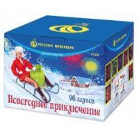 Салюты Казань - Р7328 Новогоднее приключение