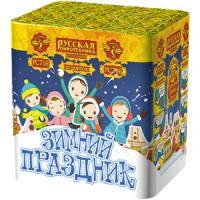 Салюты Казань - РС716 Зимний праздник